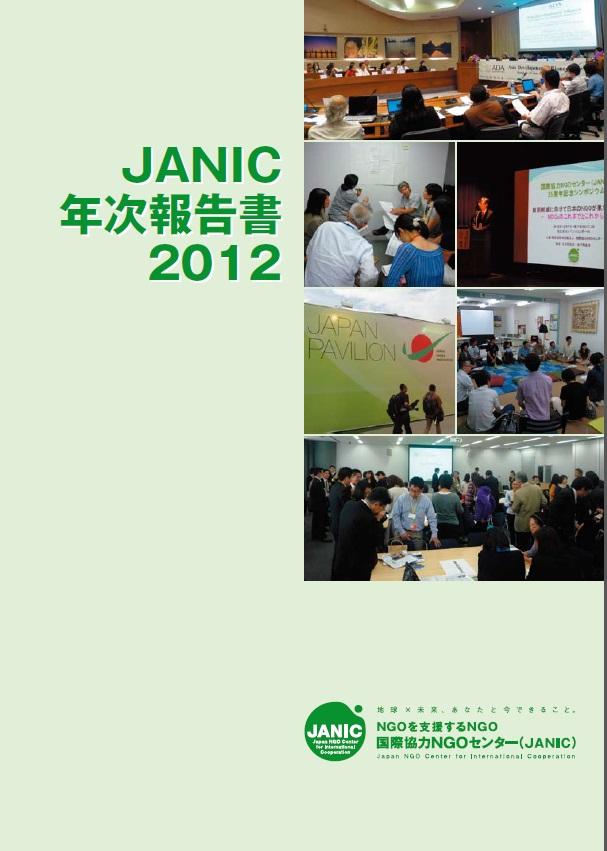 2012年度年次報告書