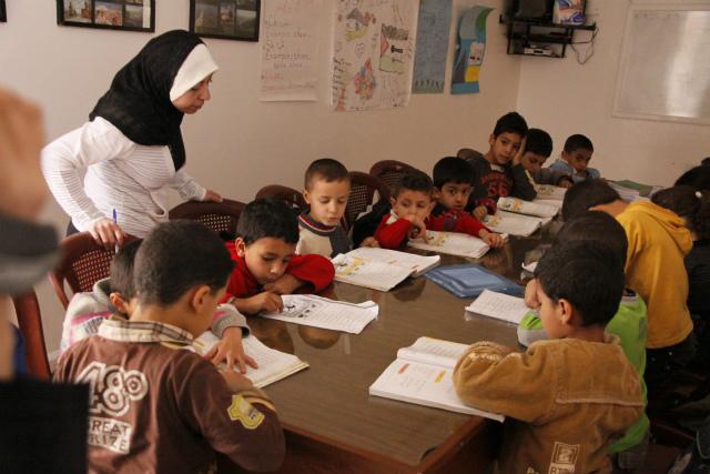 (特活)パレスチナ子どものキャンペーン
