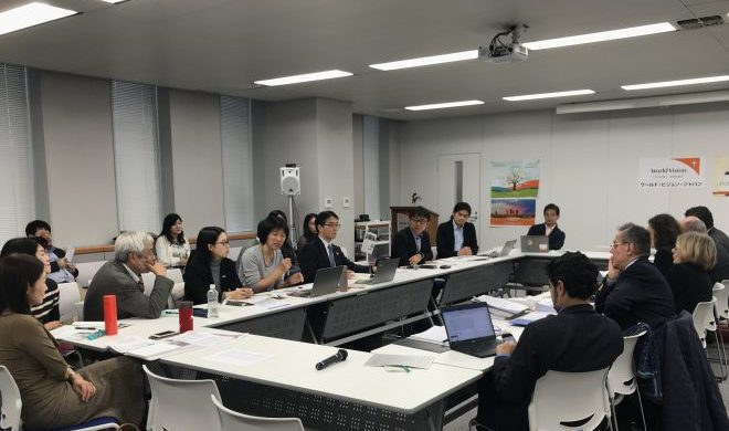 Dialogue between Japanese CSOs and OECD DAC reviewers