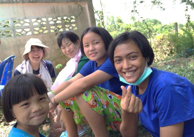 YMCA国際・地域セミナー「タイの子どもたちとHIV/AIDS、人身取引」
