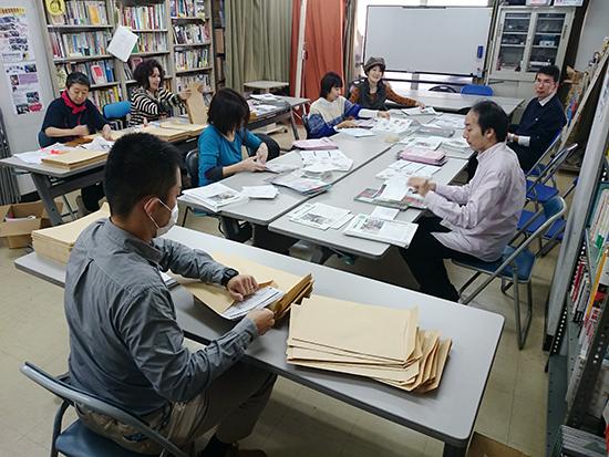 6/16,17 資料発送ボランティア募集 – パルシック