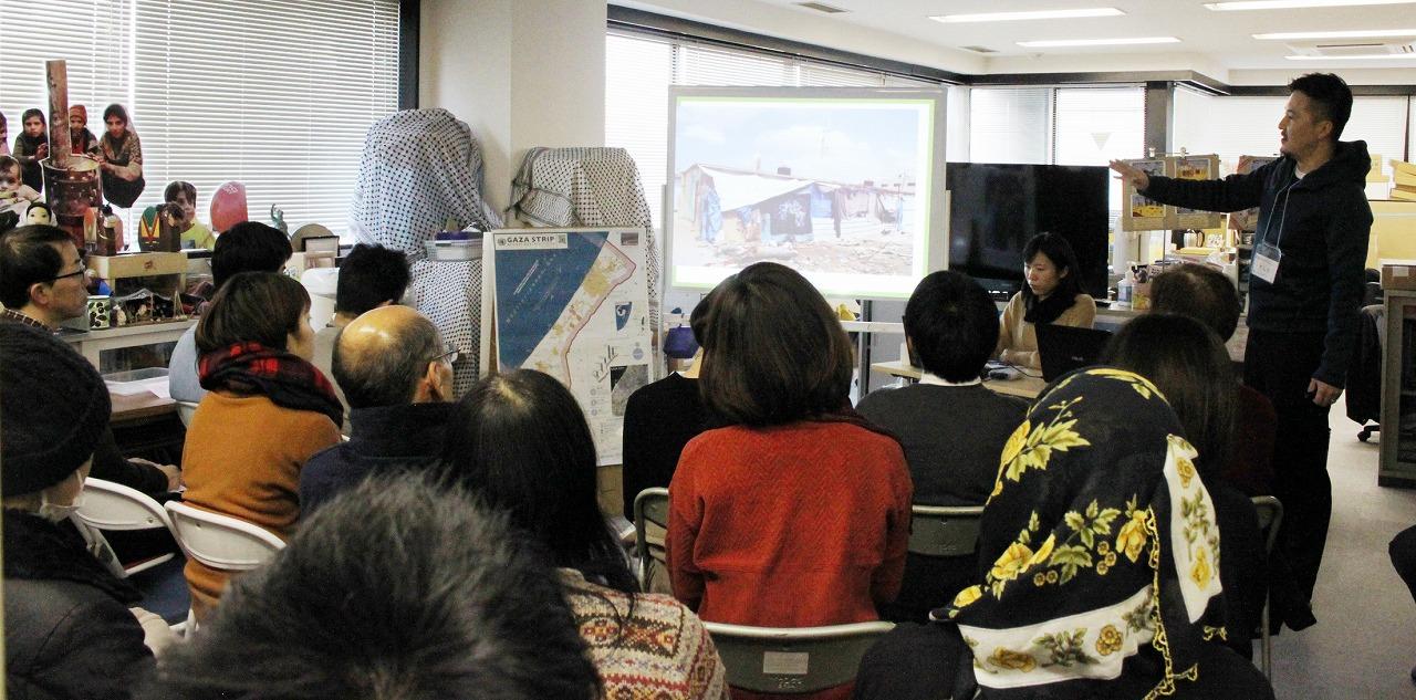6/29(木)現地駐在員たちによるガザ最新報告会!!