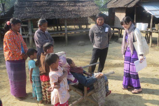 【AMDA-MINDS】ミャンマー駐在スタッフ募集