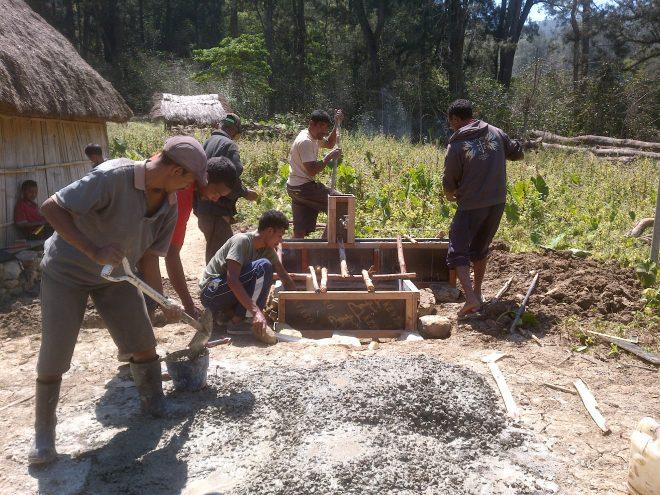 (特活)パルシック 東ティモール「山間部農村の水利改善事業」現地事業責任者募集