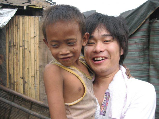 【11/25(土)大阪開催】ダメ学生が国際ボランティアをする先生になるまで~フィリピンの人々とNGOアクセス
