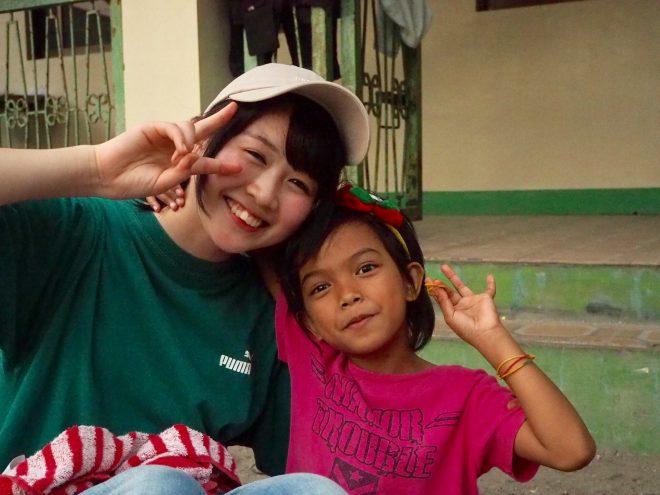 ●8月・9月出発●フィリピンの孤児院で住み込みボランティア参加者募集!!