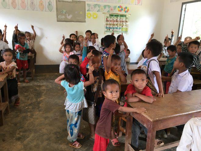 8/31(木)【開催間近】ラオスの子どもたちに教科書を届けよう【参加費無料】