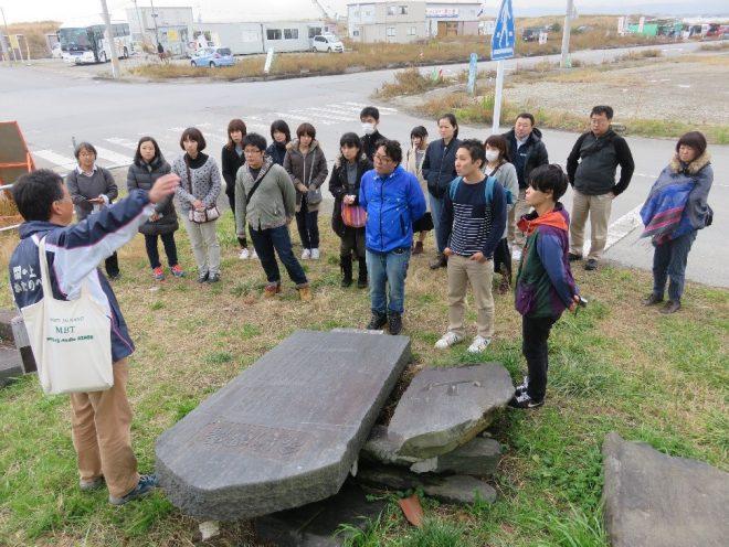【横浜YMCA】東日本大震災復興支援東北訪問ツアー「わすない・・・つながる」