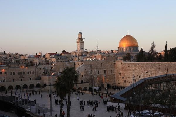 【参加者募集】イスラエル・パレスチナ スタディ・ツアー2018
