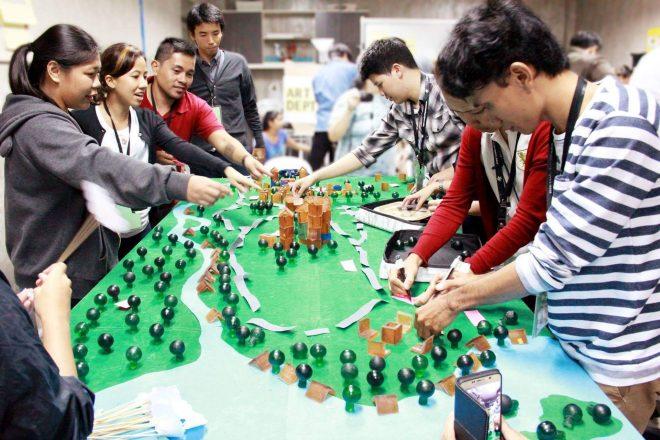アジアの若者が防災教育を通じて学びあう「HANDs!プロジェクト」フィリピン&日本プログラム報告会