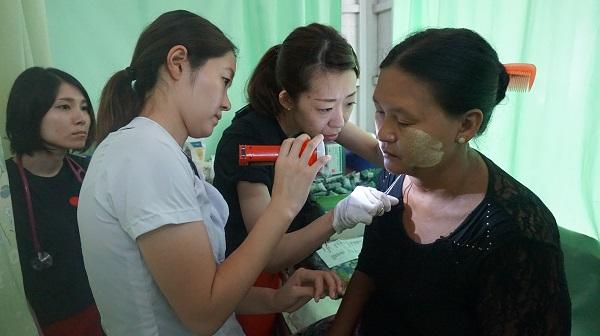 2月・3月出発【看護師・看護学生限定】国際医療ボランティアツアー(ミャンマーorカンボジア)