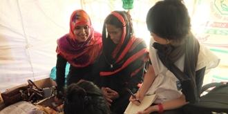 世界の医療団 日本 、ロヒンギャ難民への緊急医療支援を開始