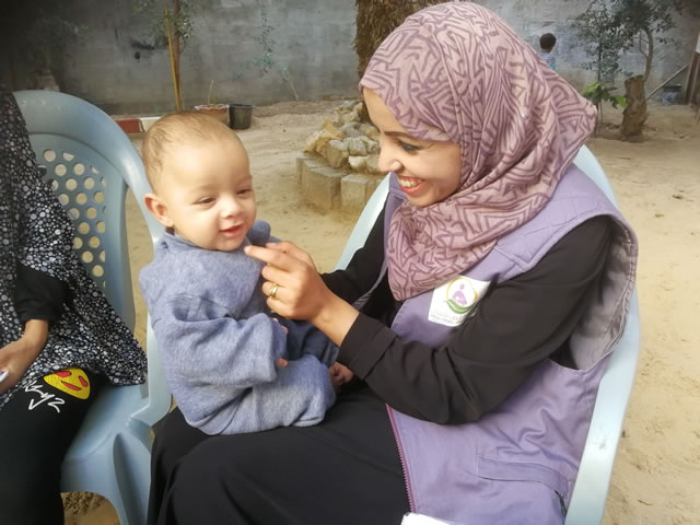 パレスチナ駐在員一時帰国報告会