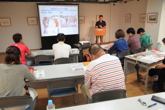【受講者募集!】福岡開催7月7日(土)、8日(日)災害ボランティア・リーダートレーニング
