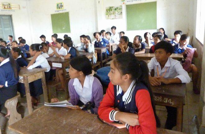 『ライフスキルとしての性教育とは?』 ~カンボジアの事例から~ 報告交流会(12/12(火)開催)