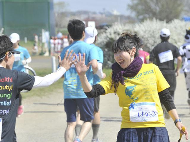 4/8(日)チャリティマラソン大会で1dayボランティア!