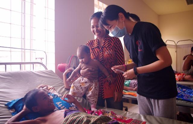 【国際医療短期ボランティア】ミャンマー・カンボジア
