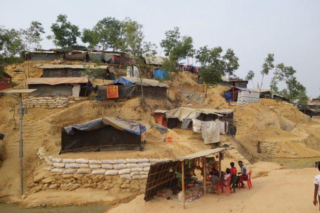 3/5(月)18:30~ バングラデシュ、ロヒンギャ難民キャンプ現地視察報告会
