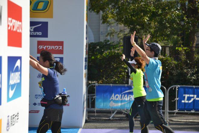 【11/25(日)】大阪マラソンを走って、途上国にきれいな水を届けよう!