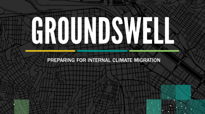 【5月15日(火)開催】世界銀行モーニングセミナー(第3回)「大きなうねり:気候変動による国内移住者への備え」