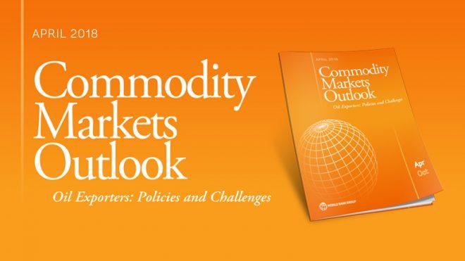 【6月5日(火)開催】世界銀行モーニングセミナー(第5回)「一次産品市場の見通し2018年4月版 原油輸出国:政策と課題」