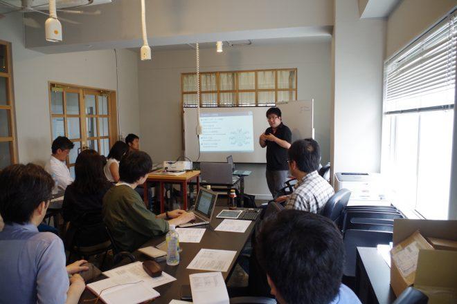 テクノロジーは国際協力をどう変えるのか?―ブロックチェーン勉強会を開催