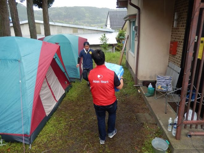 【7月14日東京】ジャパンハート災害ボランティア説明会