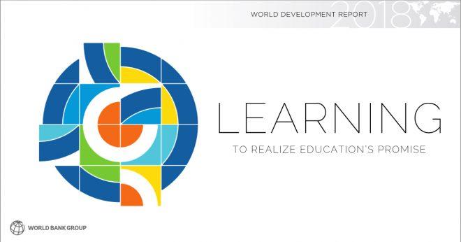 【6月21日(木)開催】セミナー 「世界開発報告(WDR)2018:教育と学び-可能性を実現するために」