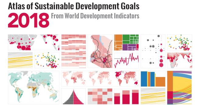 【7月17日(火)開催】世界銀行モーニングセミナー(第11回)「持続可能な開発目標(SDGs)アトラス」