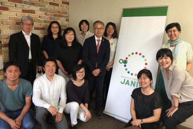JANIC夏の募金キャンペーン(6/18-8/31)を実施しています