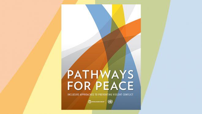 【7月31日(火)開催】世界銀行モーニングセミナー(第12回)「平和への道:暴力的紛争の予防のための包摂的アプローチ」