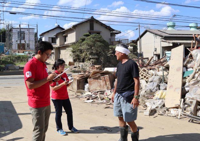 8/7(火)西日本豪雨 緊急報告会