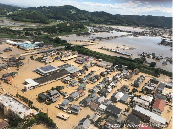 【NGO緊急支援】西日本豪雨災害(7/17時点)