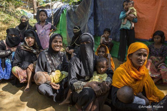 世界の医療団 日本 、ロヒンギャ難民のコミュニティ・レジリエンス支援を強化