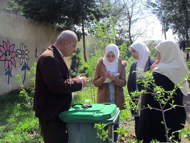 9.14開催 占領下のパレスチナ 未来へつなぐ農業 ~ ジャマインでの循環型社会を目指して