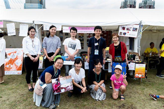 【9/29(土)30(日)】グローバルフェスタJAPAN 2018ブースボランティアを募集します!