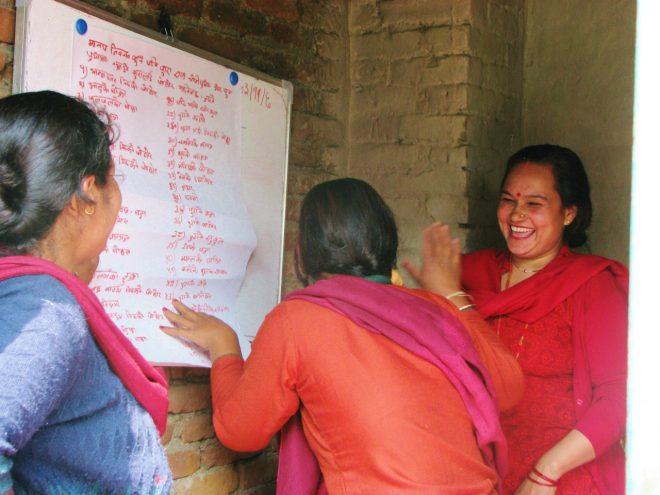 ネパール・スタディツアー:ゴミから見る、ネパールの暮らし―ムラの今と昔を知るフィールドワーク