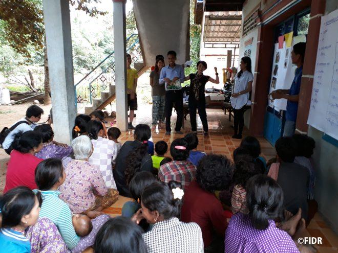【FIDR】(10/25)FIDRカフェ~FIDRのボランティアと話そう~を開催します
