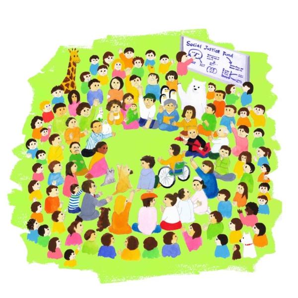 ソーシャル・ジャスティス基金第8回 助成公募(9/1-9/20)ご案内