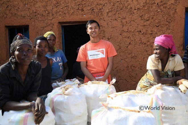 イベント「ルワンダ×農業×マーケティング どうやって貧困を解決するの?」