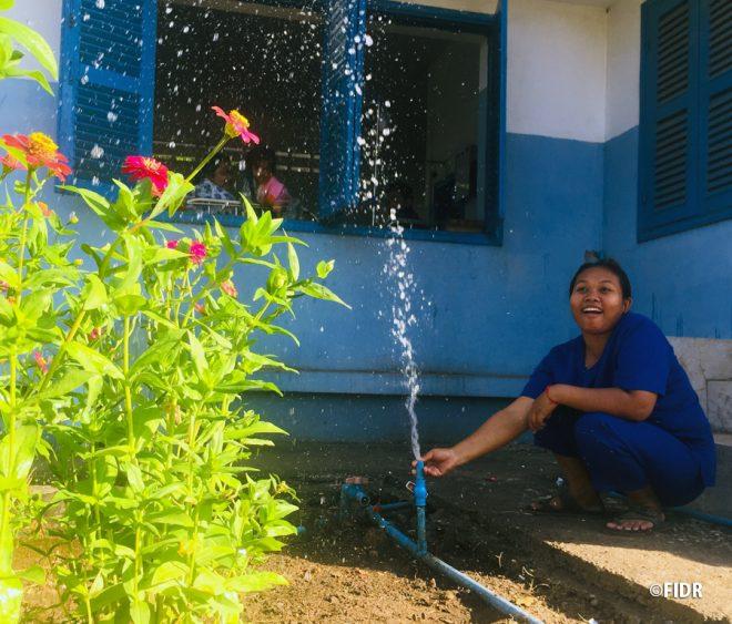 FIDRカフェ「知ること、話すことからはじめよう、国際協力」 『みて・考えて・語って・知って』 ~カンボジア・写真でまるごと体感カフェ~