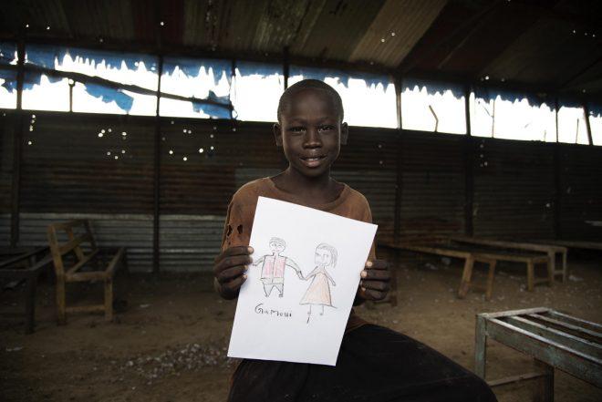 TICAD7開催記念 ユニセフ・南スーダン報告会「人道危機下の子どもを守るために」 2月26日(火)14時~