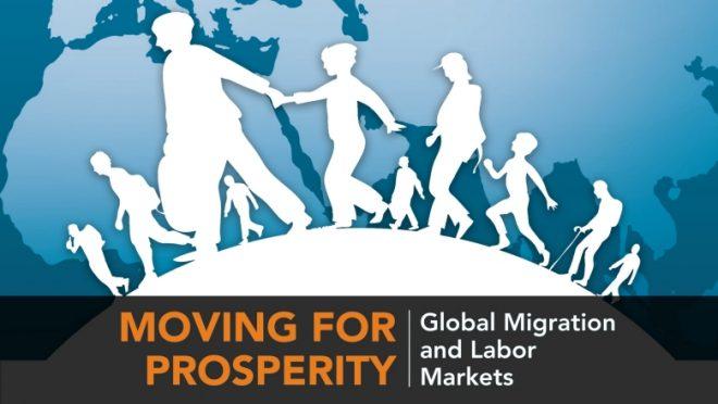 【2月26日(火)開催】世界銀行モーニングセミナー(第28回)「繁栄を求めて:グローバル移住と労働市場」