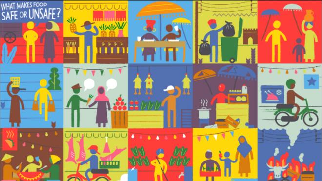 【3月5日(火)開催】世界銀行モーニングセミナー(第29回)「食の安全のために何が必要か:低・中所得国における取り組みを加速化させる」