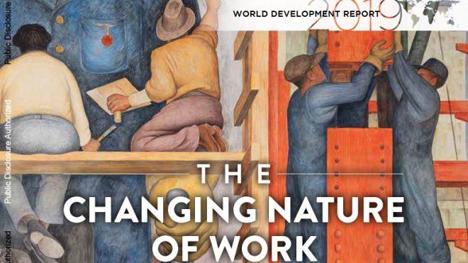 【2月26日(火)開催】世界銀行セミナー「世界開発報告(WDR)2019:仕事の本質の変化」