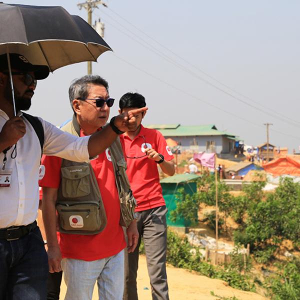 5/29(水)人道危機勃発から1年半-ミャンマー避難民現地視察報告会