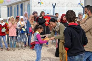 早稲田大学トークセッション「私たちが知らないシリア難民の今 ~子どもたちに教育を~」(5/29)