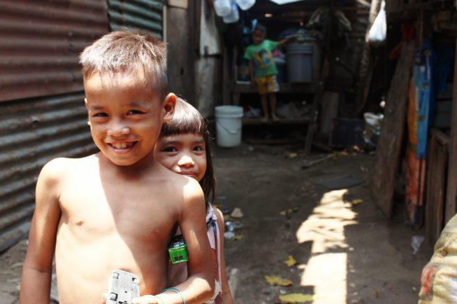 「こどもの貧困」を考える~フィリピンにおける貧困の現状と現場での実践~