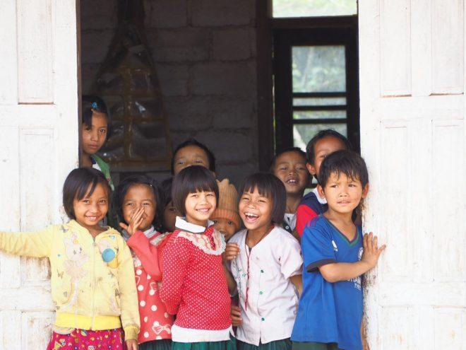 【ミャンマー秘境なる奥地の人々の暮らし】地球市民の会 活動報告会参加者募集!