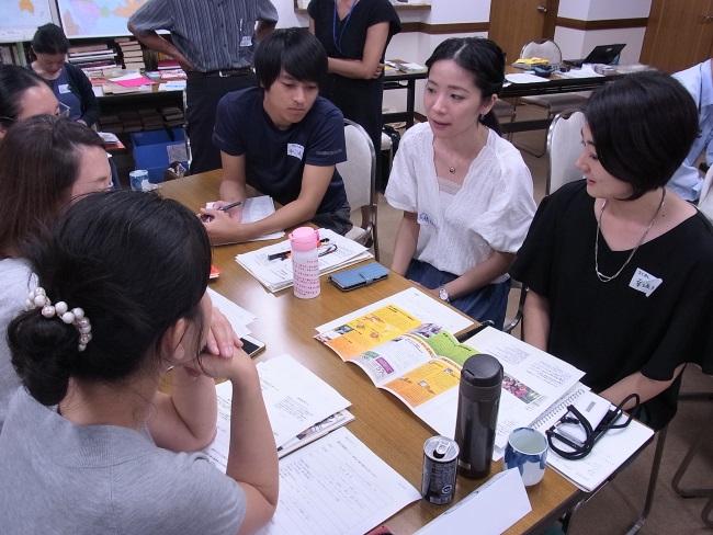 教材づくりセミナー in 仙台:NGO等の開発教育教材を学ぶの概要
